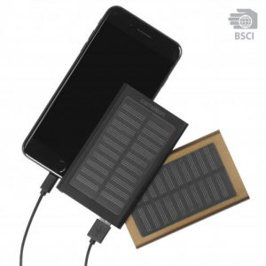 Powerbank solaire Full Ace