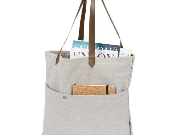 Sac shopping canvas Full Ace