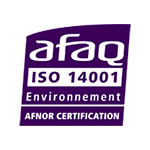 CERTIFICATION ISO14001:2015